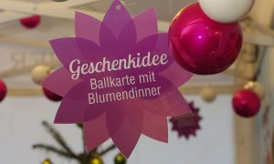 Design Blumenball
