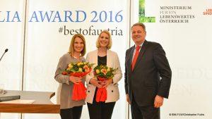 VIKTUALIA Award 2016