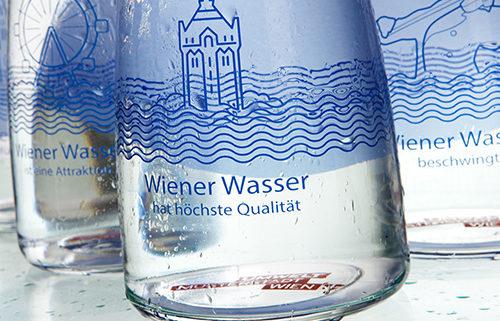 Wiener Wasser-Karaffen