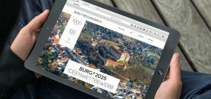 Neulengbach Burg2025 Tablet Mockup