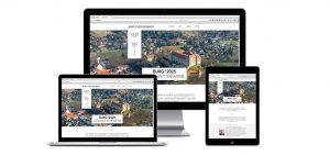 Neulengbach Burg2025 Website in verschiedenen Endgeräten