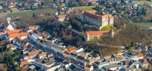 Neulengbach - Blick über die Stadt