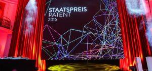 Staatspreis Patent: Ansicht Bühne