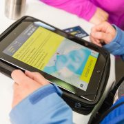Mobile e-Learning - entwickelt von fluxguide