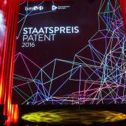 Bühnenbild – Animation des Keyvisuals auf LED-Wall