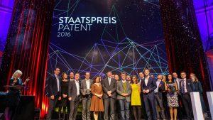 Eventmanagement Staatspreis Patent