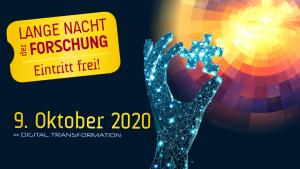 "Lange Nacht der Forschung 2020 – Sujet ""Puzzle"""