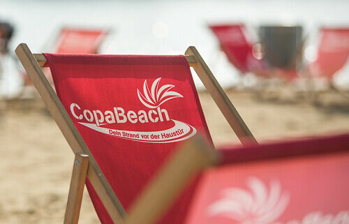 Erholung am Copa Beach