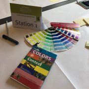 Entwicklung eines Farbkonzeptes