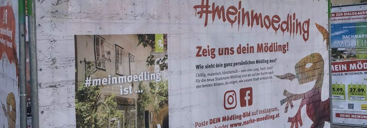 #myCITY-Cube Mödling