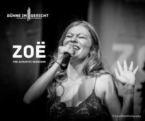 ZOË-the acoustic sessions