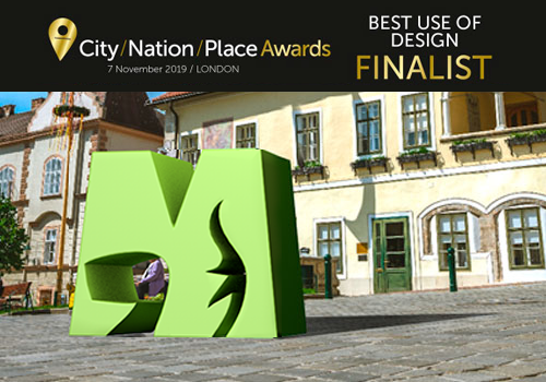 City Nation Place Finalist Mödling