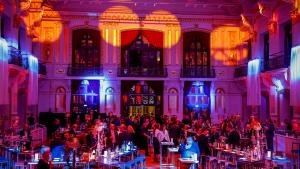 Staatspreis Gala in den Wiener Sofiensälen