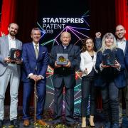 Die Gewinner des Staatspreises Patent