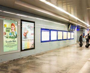 Plakat Imagesujet Bahnhof