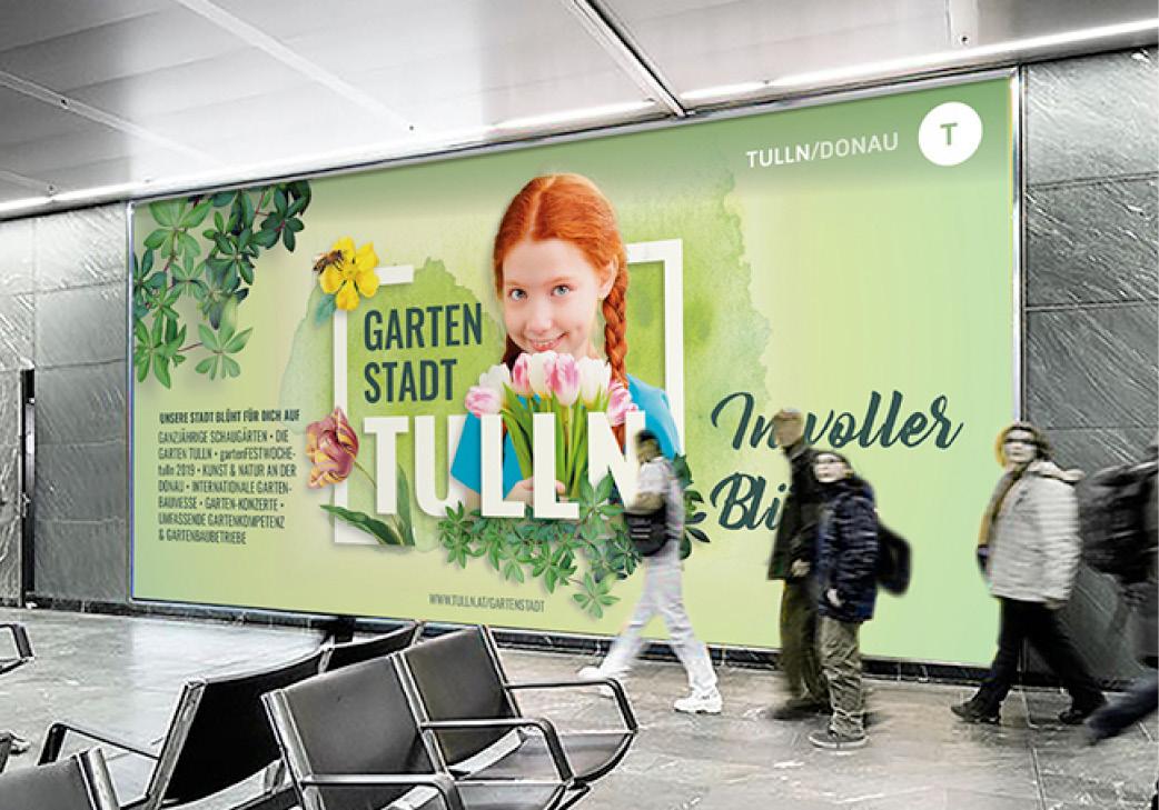 Plakat Imagesujet Tulln Bahnhof