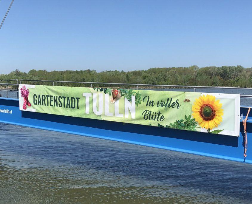 Donaulände - Banner