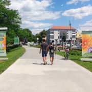 Rahmen - Donaulände Tulln