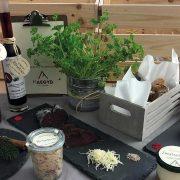 Regionale Köstlichkeiten – Produktbranding St. Aegyd