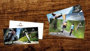 Grüße aus St. Aegyd – Postkarten St. Aegyd