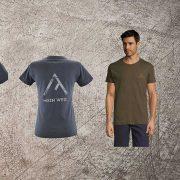 Guter Stoff – St. Aegyd T-Shirts
