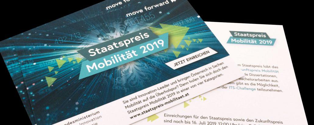 STAATSPREIS MOBILITÄT 2019