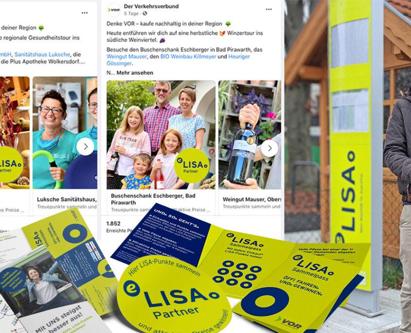Übersicht Innenstadtinitiative LISA