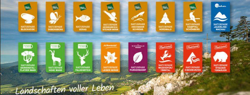 Markenwelt Naturparke Niederösterreich