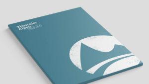 Ybbstaler Alpen Logobranding