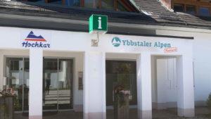 Ybbstaler Alpen Outdoorbranding