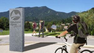 Ybbstaler Alpen Stele