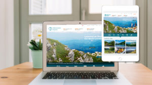 Ybbstaler Alpen Webauftritt