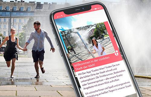 App Cooles Wien Vorschaubild