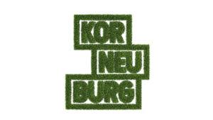Korneuburg Logovariation Gras