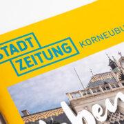 Korneuburg Stadtzeitung Titel