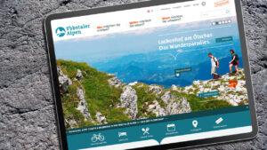Ybstaler Alpen im Mostviertel – Website