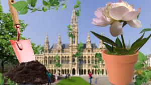 Grünraumkampagne Stadt Wien
