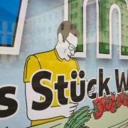 Der Slogan: Ein gutes Stück Wiener Vielfalt.