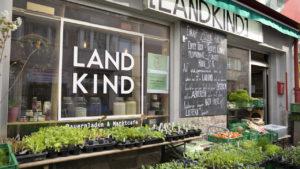 Landkind-Stand am Schwendermarkt