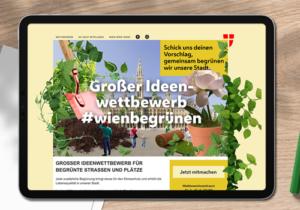 Ideenwettbewerb Wienbegrünen