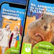 Punkte sammeln mit der Tulln CITIES-App